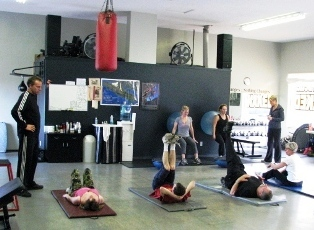 Personal training studio in Coombs, a gym for everyone